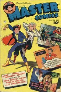 Cover Thumbnail for Master Comics (Fawcett, 1940 series) #130