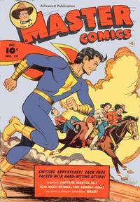 Cover Thumbnail for Master Comics (Fawcett, 1940 series) #131
