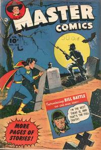 Cover Thumbnail for Master Comics (Fawcett, 1940 series) #133