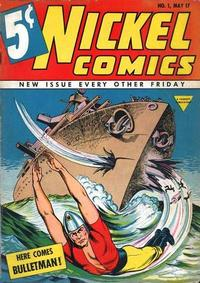 Cover Thumbnail for Nickel Comics (Fawcett, 1940 series) #1