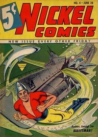Cover Thumbnail for Nickel Comics (Fawcett, 1940 series) #4