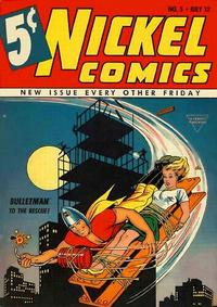Cover for Nickel Comics (Fawcett, 1940 series) #5