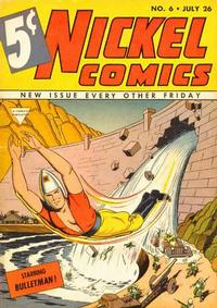 Cover Thumbnail for Nickel Comics (Fawcett, 1940 series) #6