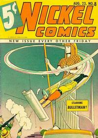 Cover Thumbnail for Nickel Comics (Fawcett, 1940 series) #8