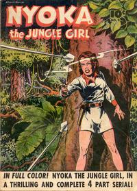 Cover Thumbnail for Nyoka the Jungle Girl (Fawcett, 1945 series) #2
