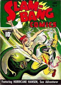 Cover Thumbnail for Slam-Bang Comics (Fawcett, 1940 series) #4