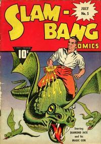 Cover Thumbnail for Slam-Bang Comics (Fawcett, 1940 series) #5