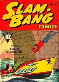 Cover Thumbnail for Slam-Bang Comics (Fawcett, 1940 series) #7