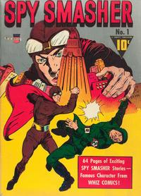 Cover Thumbnail for Spy Smasher (Fawcett, 1941 series) #1