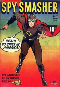 Cover Thumbnail for Spy Smasher (Fawcett, 1941 series) #2
