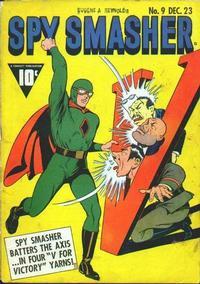 Cover Thumbnail for Spy Smasher (Fawcett, 1941 series) #9