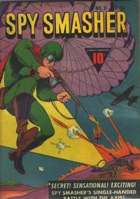 Cover Thumbnail for Spy Smasher (Fawcett, 1941 series) #11