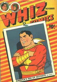 Cover Thumbnail for Whiz Comics (Fawcett, 1940 series) #48