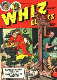 Cover Thumbnail for Whiz Comics (Fawcett, 1940 series) #51