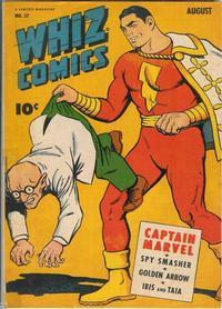 Cover Thumbnail for Whiz Comics (Fawcett, 1940 series) #57