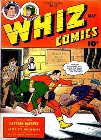 Cover Thumbnail for Whiz Comics (Fawcett, 1940 series) #65