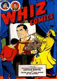 Cover Thumbnail for Whiz Comics (Fawcett, 1940 series) #79