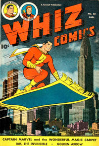 Cover Thumbnail for Whiz Comics (Fawcett, 1940 series) #88