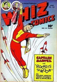 Cover Thumbnail for Whiz Comics (Fawcett, 1940 series) #120