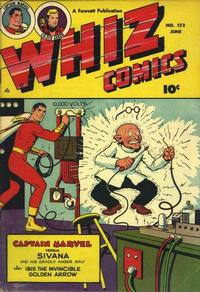 Cover Thumbnail for Whiz Comics (Fawcett, 1940 series) #122