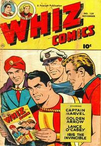 Cover Thumbnail for Whiz Comics (Fawcett, 1940 series) #139