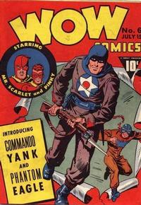 Cover Thumbnail for Wow Comics (Fawcett, 1940 series) #6