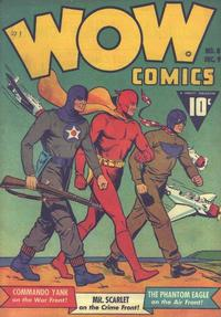 Cover Thumbnail for Wow Comics (Fawcett, 1940 series) #8