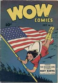GCD :: Issue :: Wow Comics #15