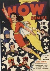Cover Thumbnail for Wow Comics (Fawcett, 1940 series) #31