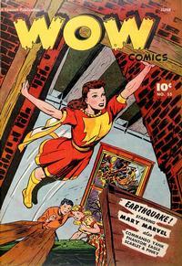 Cover Thumbnail for Wow Comics (Fawcett, 1940 series) #55