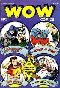 Cover Thumbnail for Wow Comics (Fawcett, 1940 series) #57