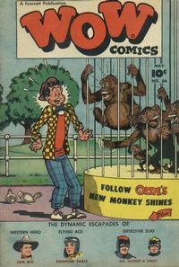 Cover Thumbnail for Wow Comics (Fawcett, 1940 series) #66