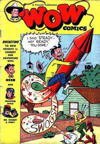 Cover Thumbnail for Wow Comics (Fawcett, 1940 series) #68