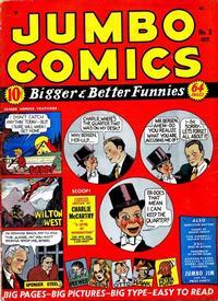 Cover Thumbnail for Jumbo Comics (Fiction House, 1938 series) #2