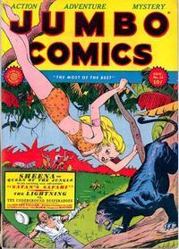 Cover Thumbnail for Jumbo Comics (Fiction House, 1938 series) #18