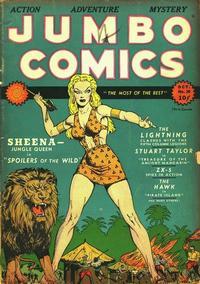 Cover Thumbnail for Jumbo Comics (Fiction House, 1938 series) #20