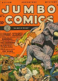 Cover Thumbnail for Jumbo Comics (Fiction House, 1938 series) #29