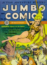 Cover Thumbnail for Jumbo Comics (Fiction House, 1938 series) #31