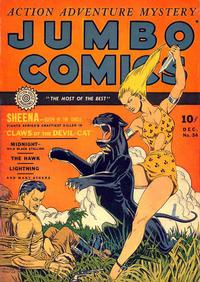 Cover Thumbnail for Jumbo Comics (Fiction House, 1938 series) #34