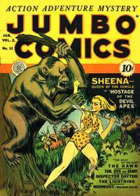 Cover Thumbnail for Jumbo Comics (Fiction House, 1938 series) #v2#11 [35]
