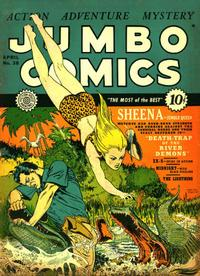 Cover Thumbnail for Jumbo Comics (Fiction House, 1938 series) #38