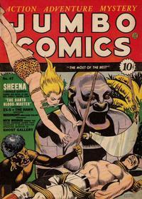 Cover Thumbnail for Jumbo Comics (Fiction House, 1938 series) #47