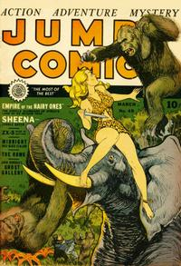 Cover Thumbnail for Jumbo Comics (Fiction House, 1938 series) #49