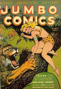 Cover Thumbnail for Jumbo Comics (Fiction House, 1938 series) #52