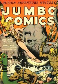 Cover Thumbnail for Jumbo Comics (Fiction House, 1938 series) #54
