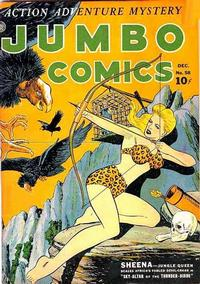 Cover Thumbnail for Jumbo Comics (Fiction House, 1938 series) #58