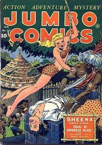 Cover Thumbnail for Jumbo Comics (Fiction House, 1938 series) #59