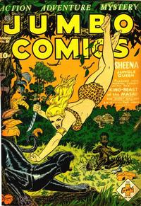 Cover Thumbnail for Jumbo Comics (Fiction House, 1938 series) #61