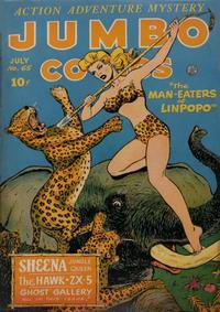 Cover Thumbnail for Jumbo Comics (Fiction House, 1938 series) #65