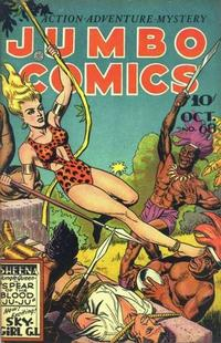 Cover Thumbnail for Jumbo Comics (Fiction House, 1938 series) #68